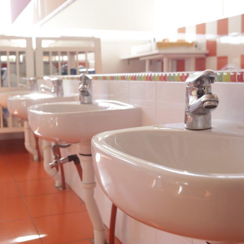 higiene guarderia poligono Escoleta Koala