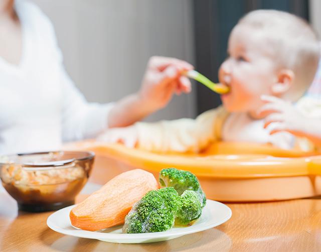Taller nutrición infantil