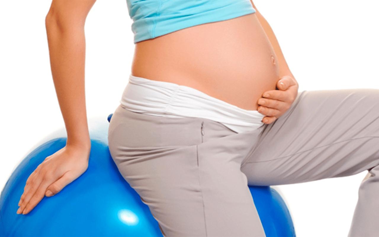 pilates koala embarazadas