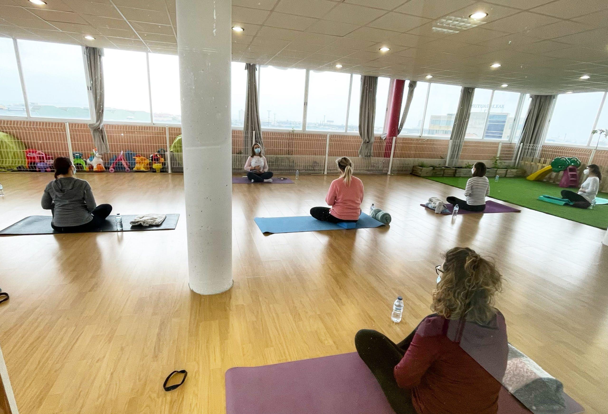 yoga embarazada maria zazo